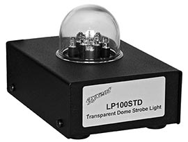 LP 100 STD Dome Strobe Light